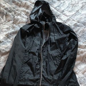 COLUMBIA WOMENS WINDBREAKER